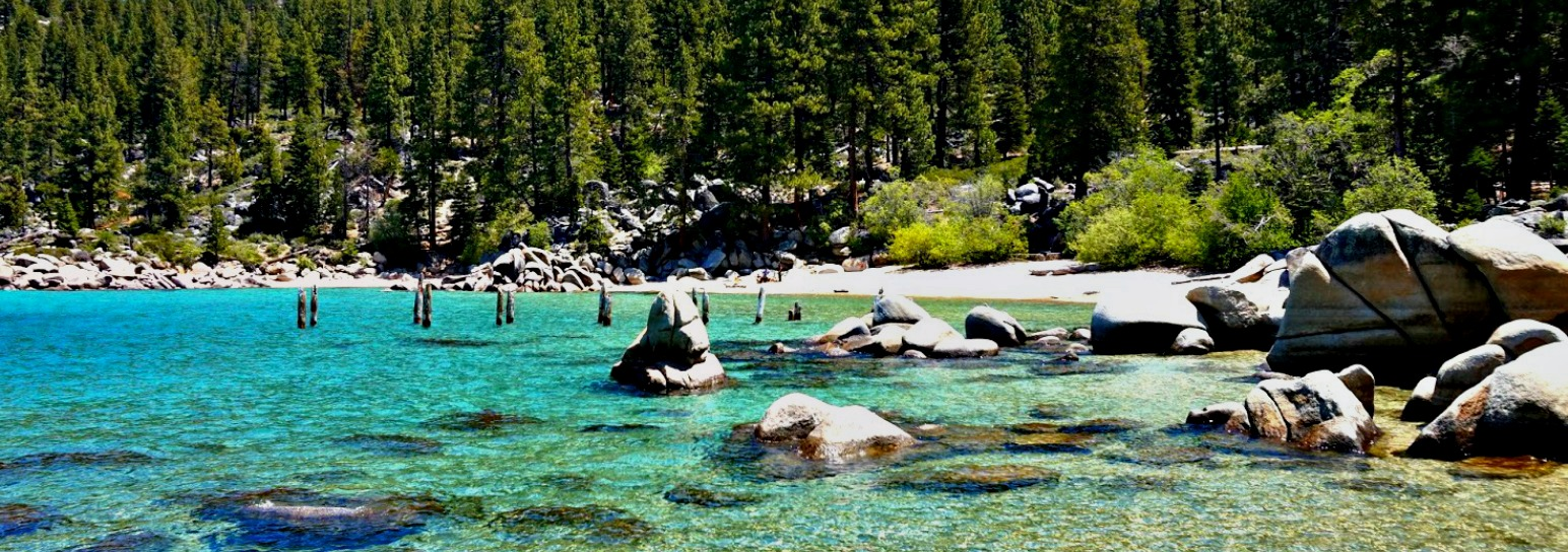 the thrifty traveler: exploring lake tahoe in the summer: 4 unique