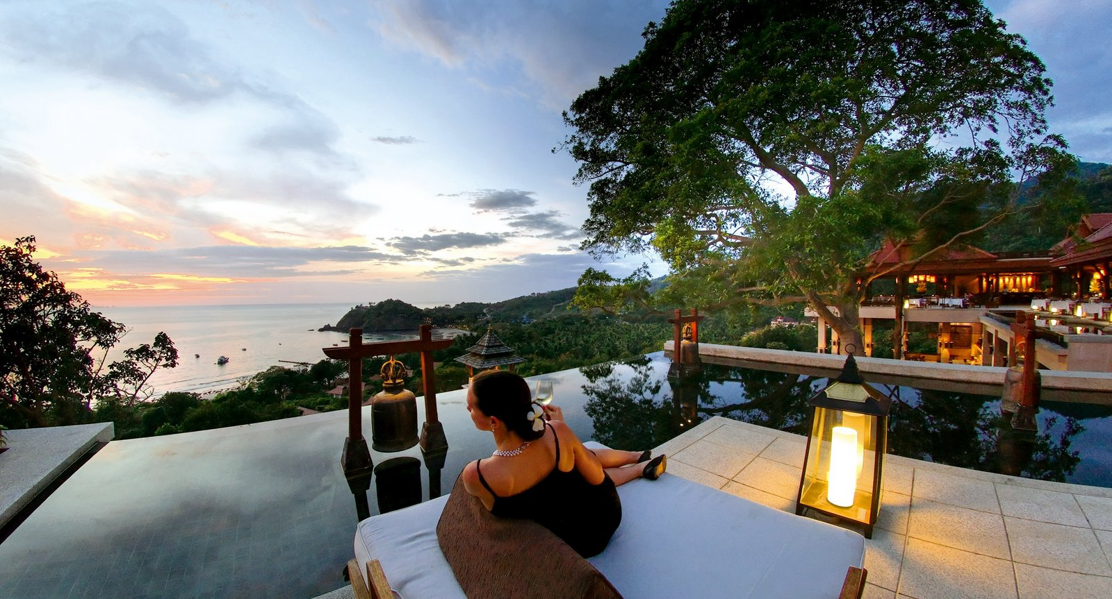 Luxotic World The Pimalai Resort And Spa Thailand More