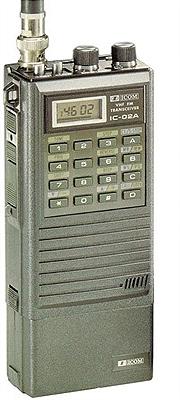 Icom IC-02A