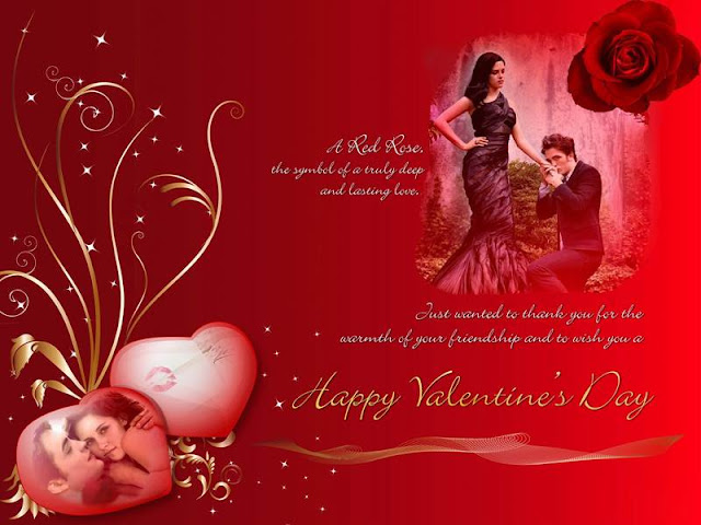 Happy Valentines Day 2016 Greeting Cards Ecards Best Valentine cards for Girlfriends and Boyfriends
