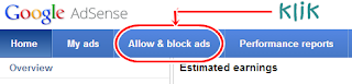 allow and block ads