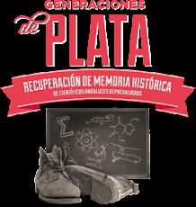 Juan en el  proyecto 'Generaciones de Plata' de la Universidad de Granada