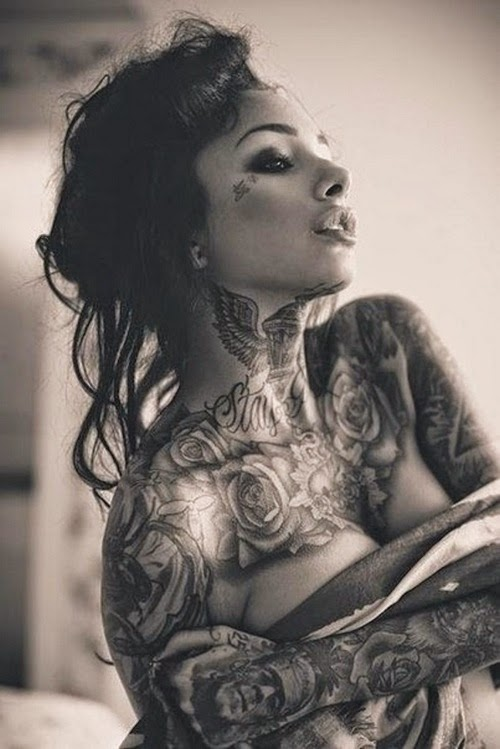 ♥ ♫ ♥ Sexy Tattoo for Girls ♥ ♫ ♥