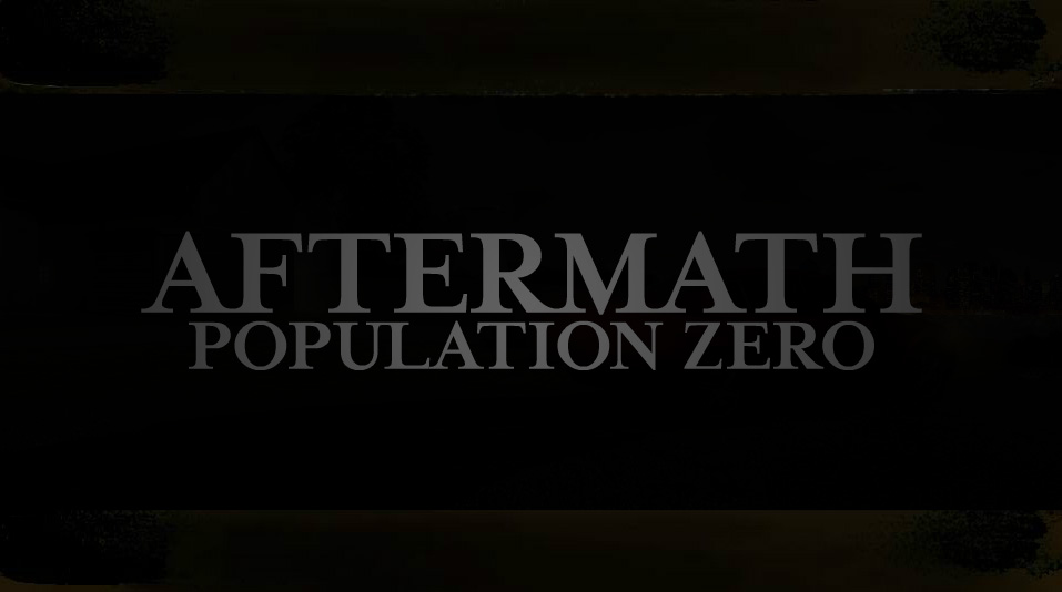 aftermath population zero Check your local listings aftermath: population zero imagine if one minute from now, every single person on earth disappeared.