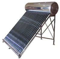 How Does a Solar Water Heating System Work