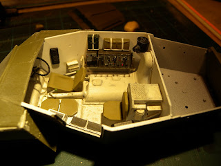 kevin 39 s model world build log 2 humber scout car mk i. Black Bedroom Furniture Sets. Home Design Ideas