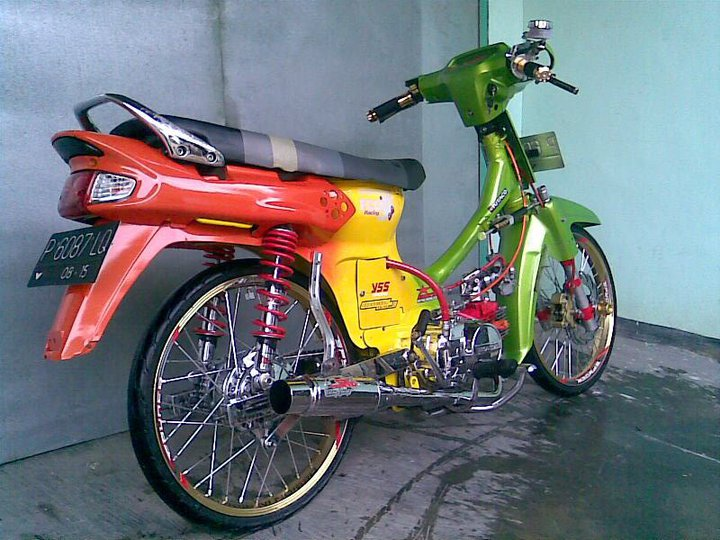 Foto-Foto Modifikasi Astrea Grand title=