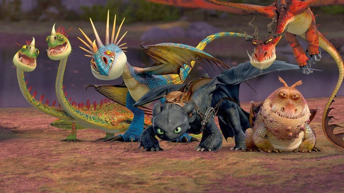 This is a graphic of Inventive Pictures of Dragons From How to Train Your Dragon
