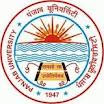 Jobs of Research Assistant in Panjab University