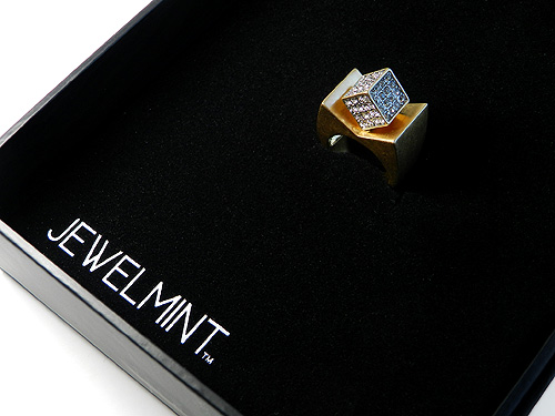 Jewelmint Pave Deco Ring