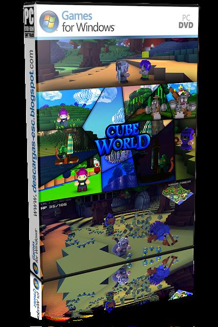 CubeWorld | 2013 | English | G-Drive-MEGA-Putlocker-Zippyshare-Gamefront+