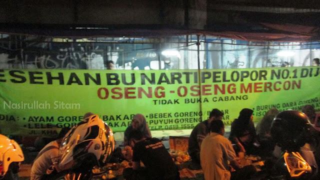 Ongseng-ongseng Mercon Bu Narti Yogyakarta