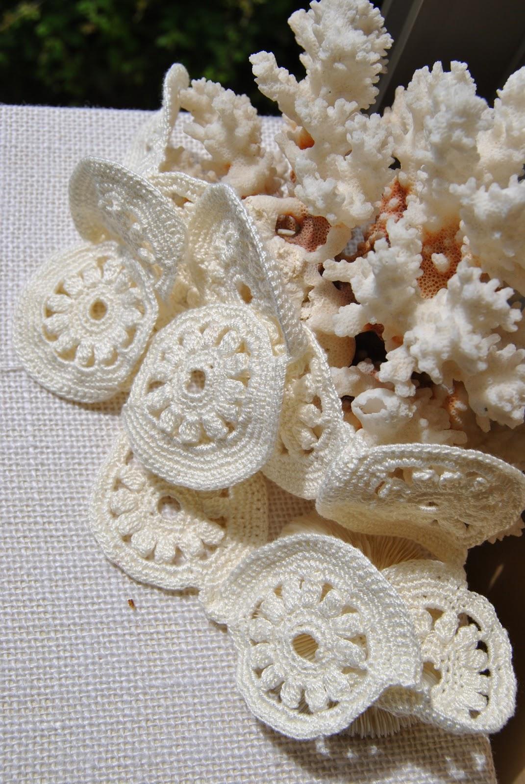 Crochet handmade puntillas de crochet hecho a mano - Puntillas para sabanas ...