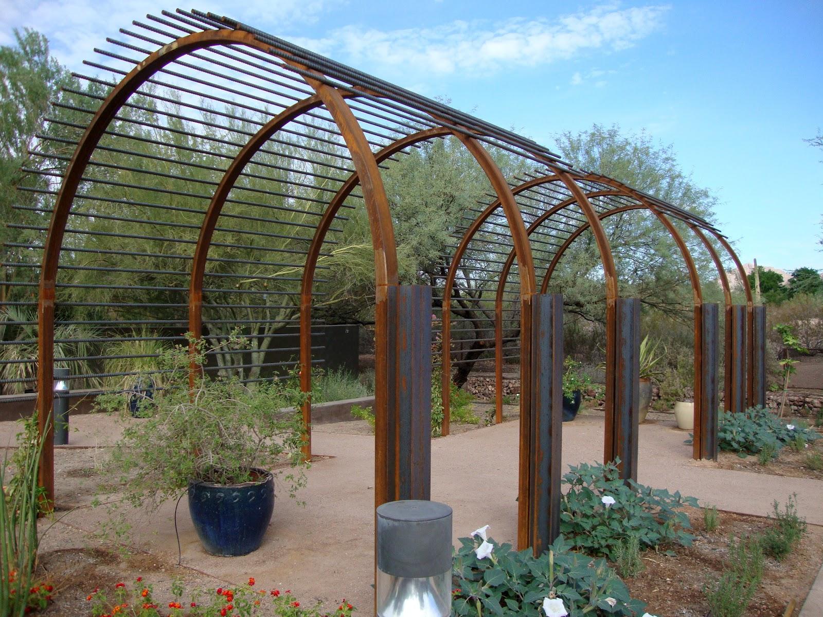 Danger Garden The Desert Botanical Garden Part One