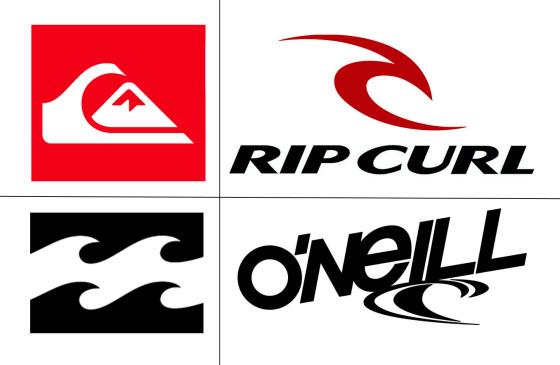 SWELL DR.: Secretos detrás de Logos de Marcas de Surf.