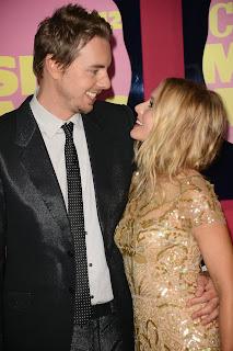 Kristen Bell and Dax Shepard Got Married