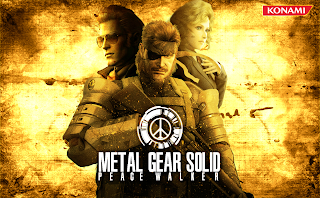 Metal Gear Solid Peace Walker Wallpaper