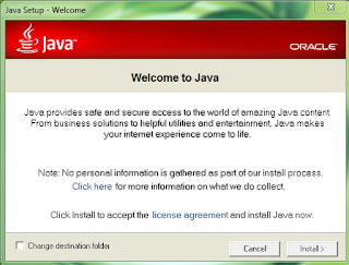Java 7 Update 9 MSI File 1