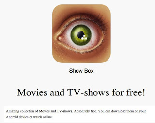 download showbox for movies android