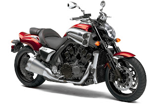 Yamaha VMAX Bike
