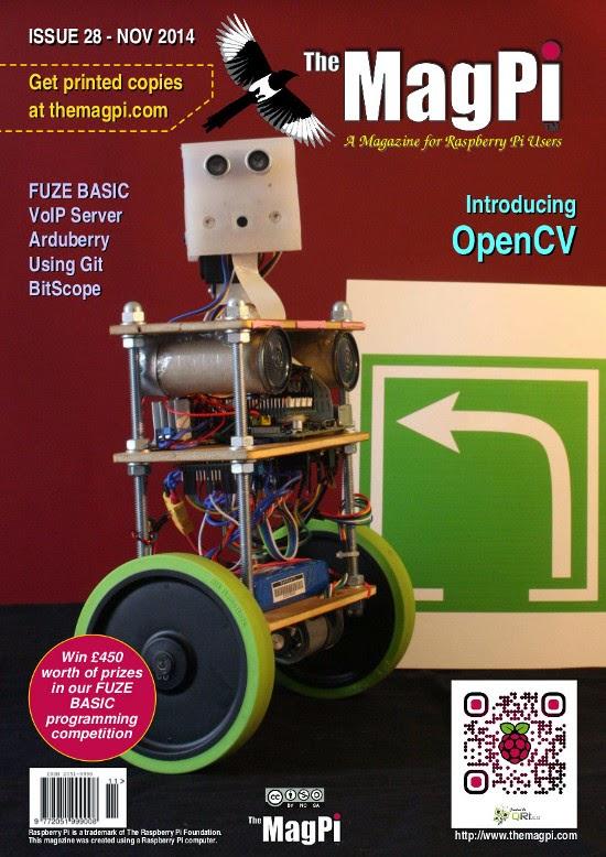 The MagPi 28ª edição