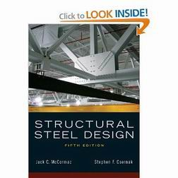 Structural steel design 5th edition mccormac ebooks download structural steel design 5th edition pdf free download ebook jack c mccormac offers complete subjects to conform to the newest american handbook of metal fandeluxe