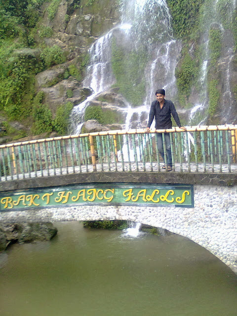 Gangtok water fall