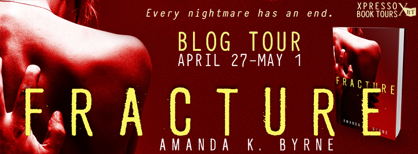 Blog Tour: Fracture by Amanda K. Byrne