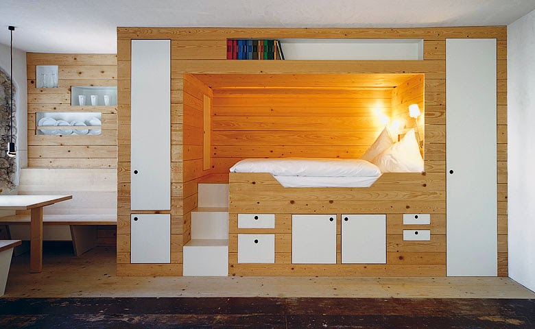 Cabin Beds For Small Rooms beds information: the design of cabin bed