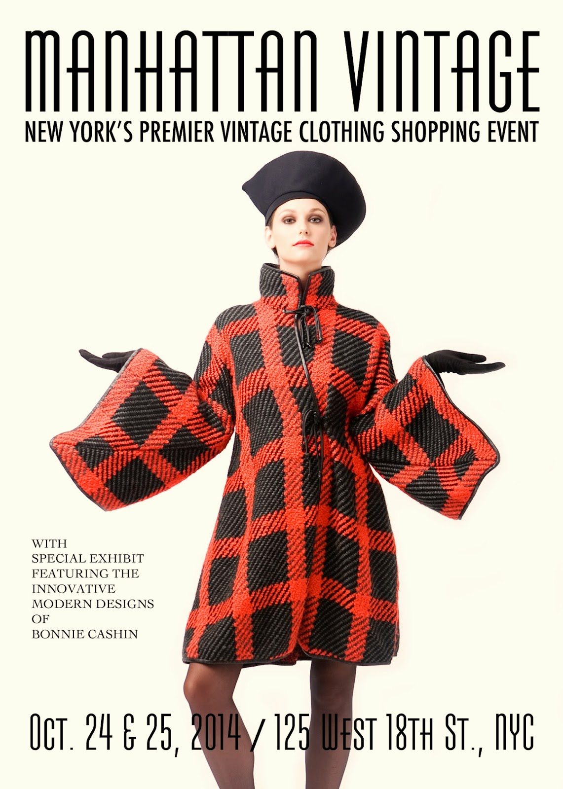 The Diary: Manhattan Vintage Show More advise