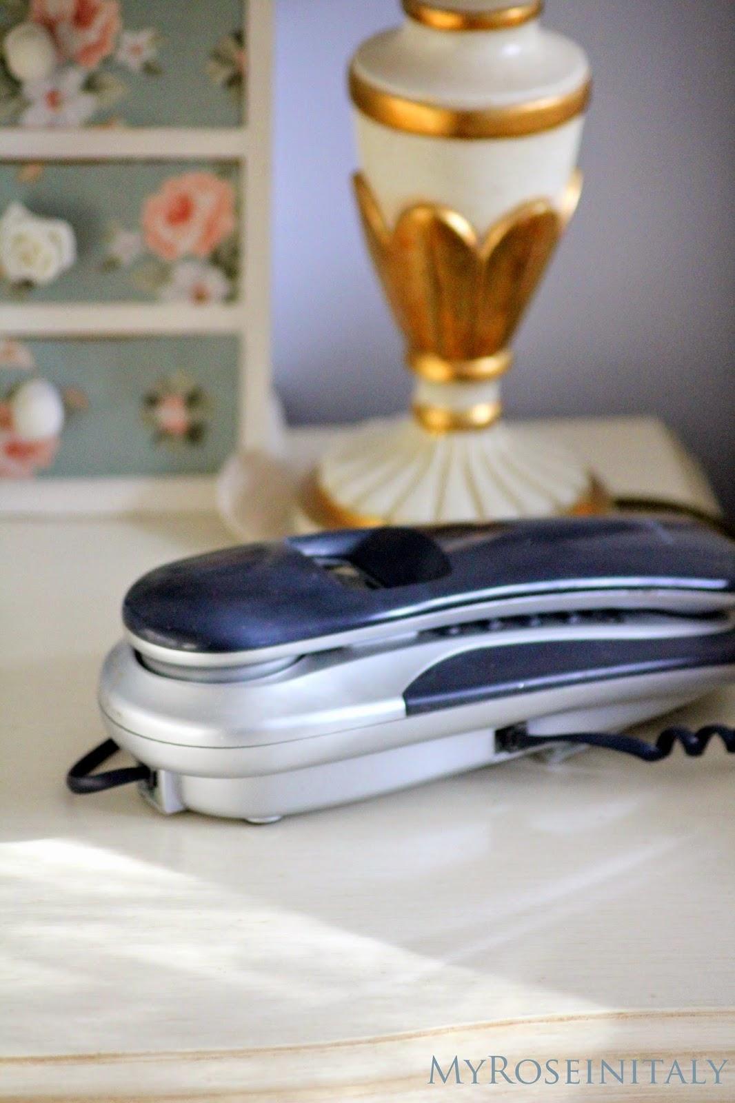 My roseinitaly un telefono per la camera da letto for Camera dei deputati telefono