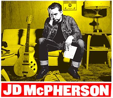 JD McPherson @ Lee's Palace, Saturday