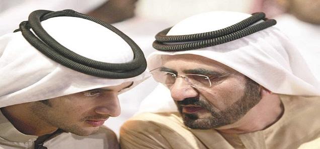 ديلي ميل البريطانية تفجر مفاجأة و تكشف السبب الحقيقي لوفاة راشد نجل حاكم دبي
