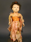 Vintage Japanese Doll Joins our Museum Family