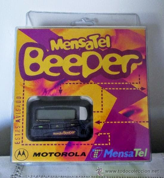 mensatel beeper