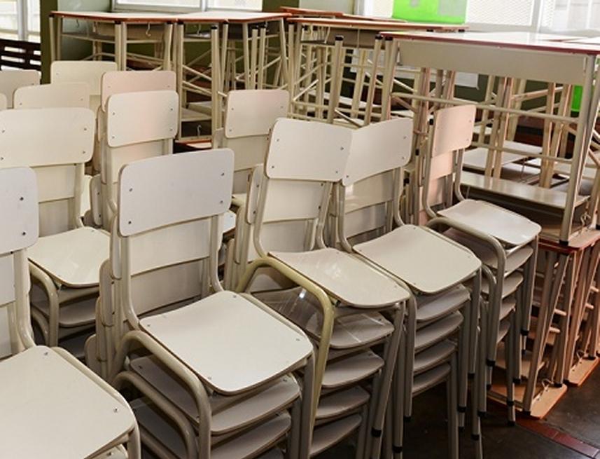 Consejo escolar de moreno gesti n de mobiliario escolar for Mobiliario comedor escolar