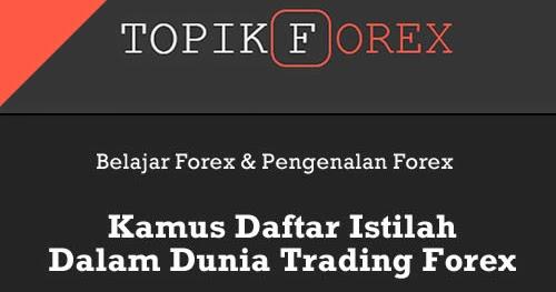Belajar trading forex di jakarta