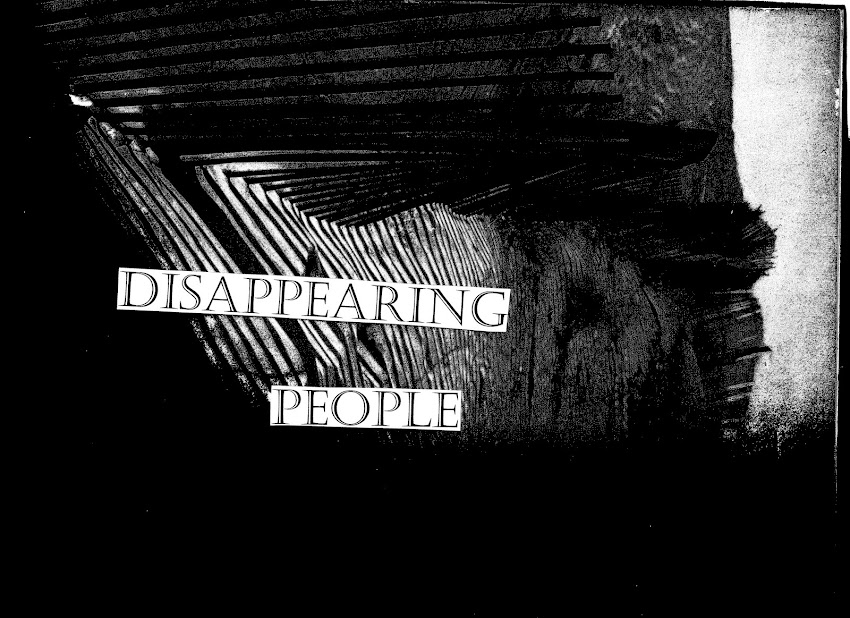 Disappearing People