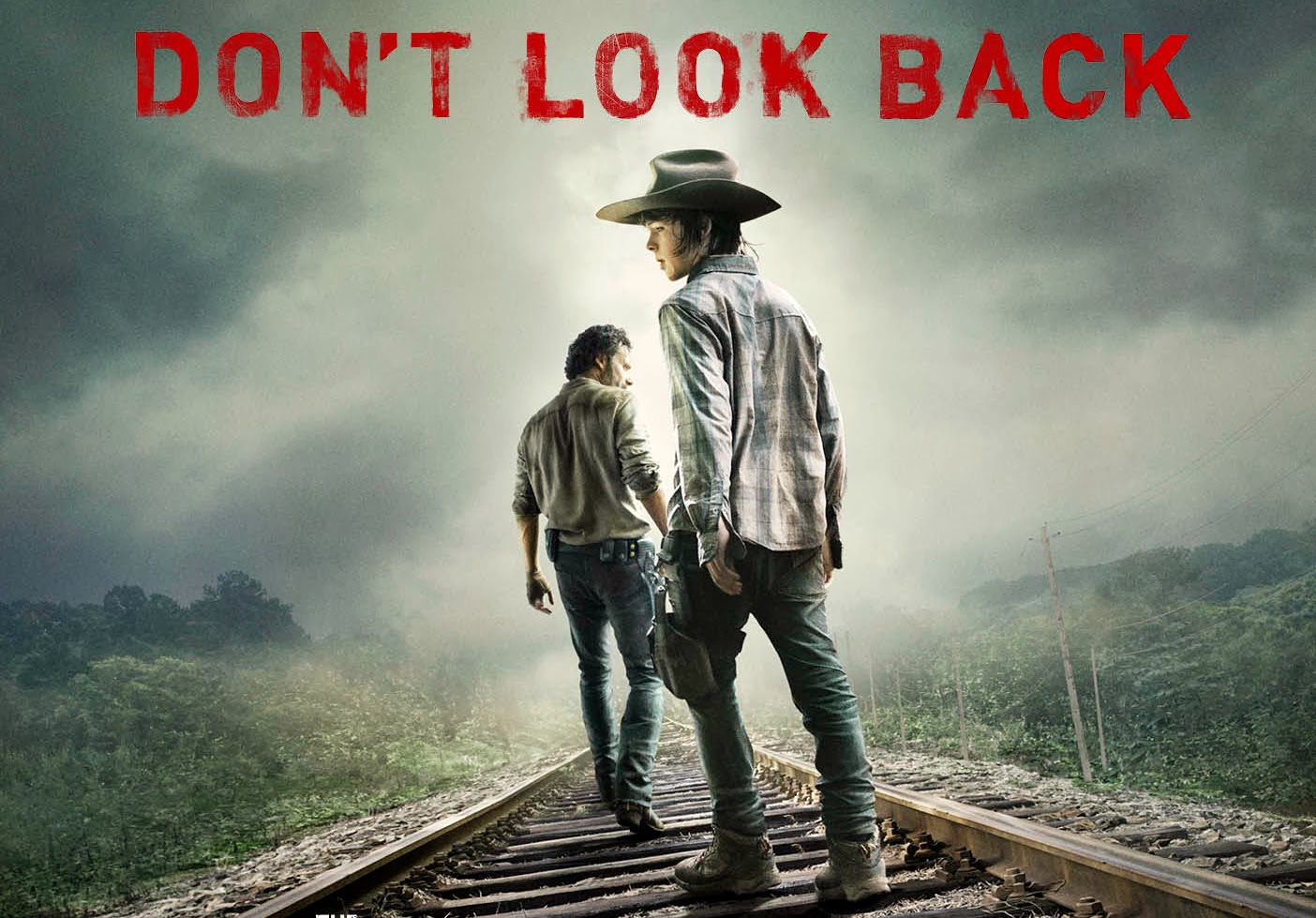The Walking Dead Season Four: New Poster - Zombie of the Week