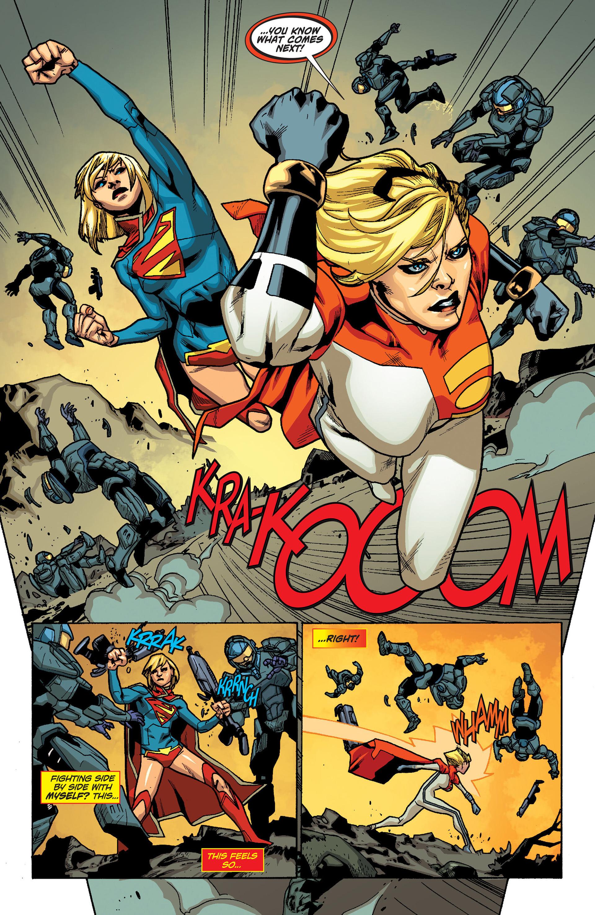 Supergirl (2011) Issue #19 #21 - English 10