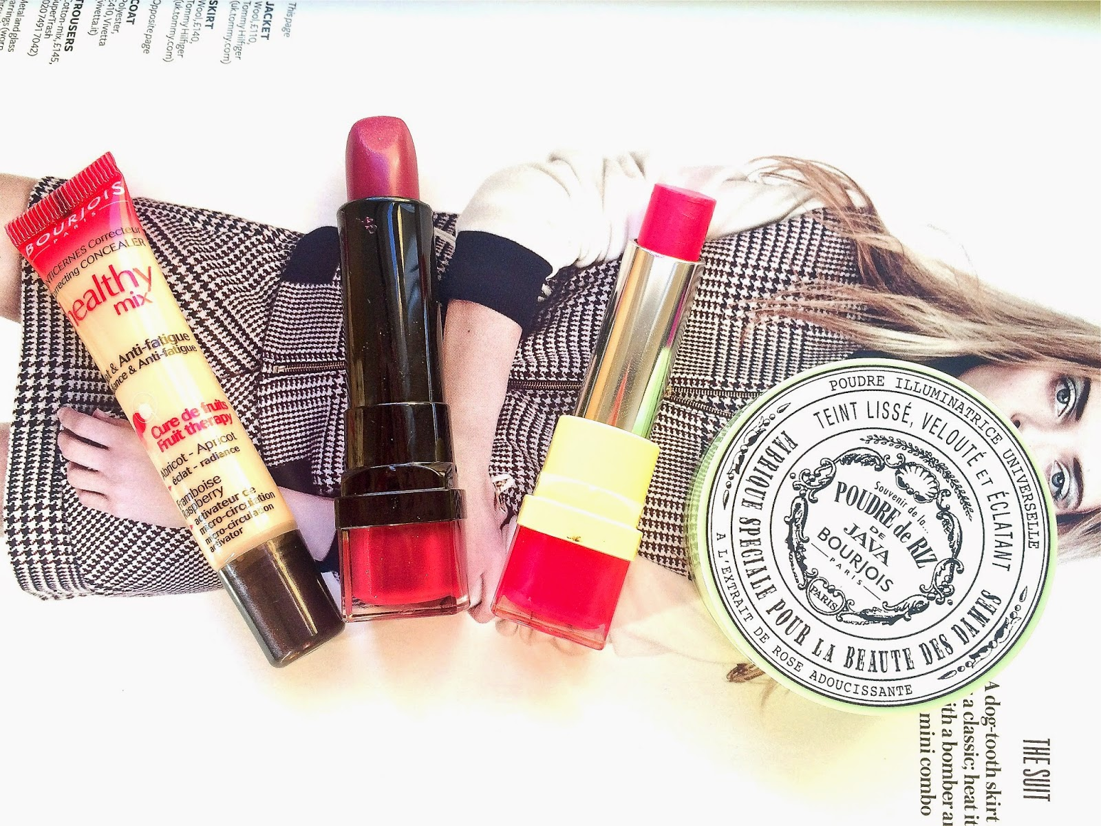 Autumn Inspired | Bourjois Berry Lips #GiveItAGoDaily