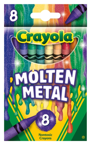 Purple Crayola Crayon The Crayon Blog: Walma...