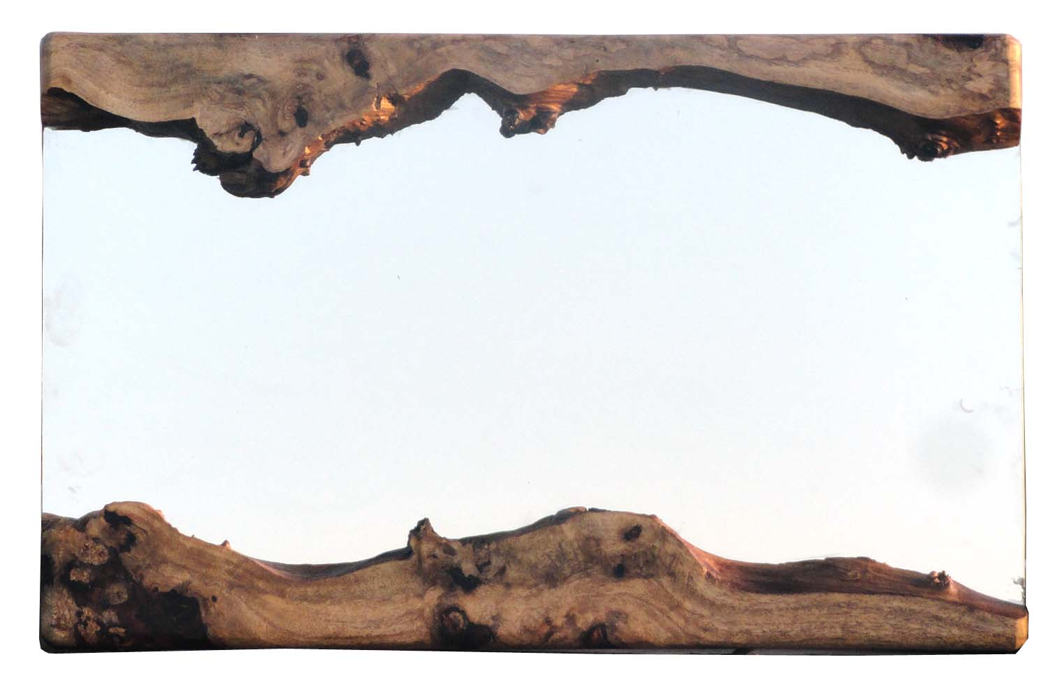 Rustic Wooden Frames Rustic mirror frame