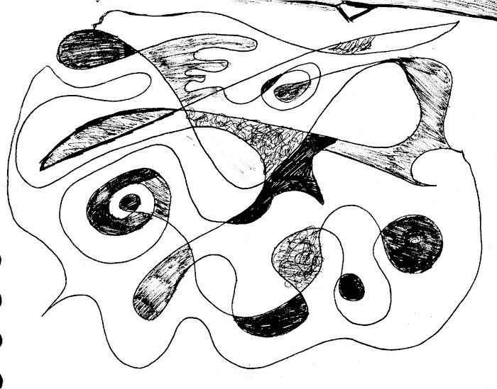 Surrealist Doodle