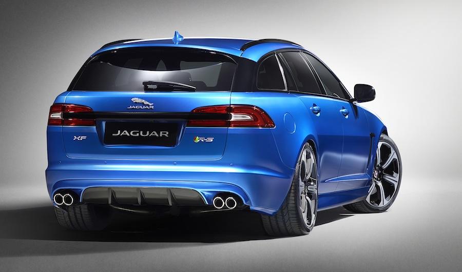 ジャガーXFR-Sスポーツブレーク