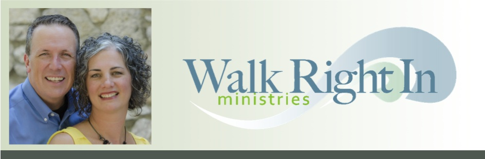 Walk Right In Ministries BLOG