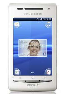 Sony Ericsson E15i Xperia X8