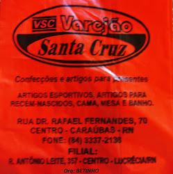 Varejão Santa Cruz.