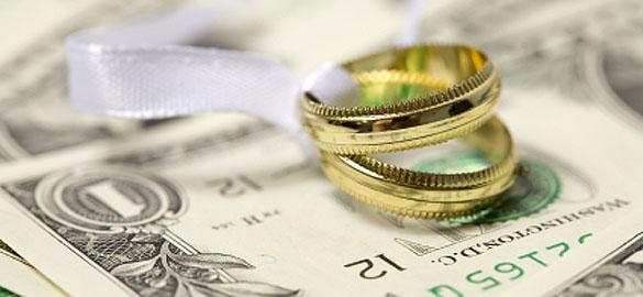 unique wedding ideas wedding budgeter budget calculator for