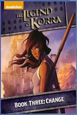 La Leyenda de Korra – Libro Tres: Change [2014] [NTSC/DVDR] Ingles, Español Latino